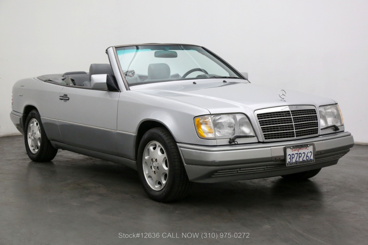 Used 1995 Mercedes-Benz E320 Cabriolet | Los Angeles, CA