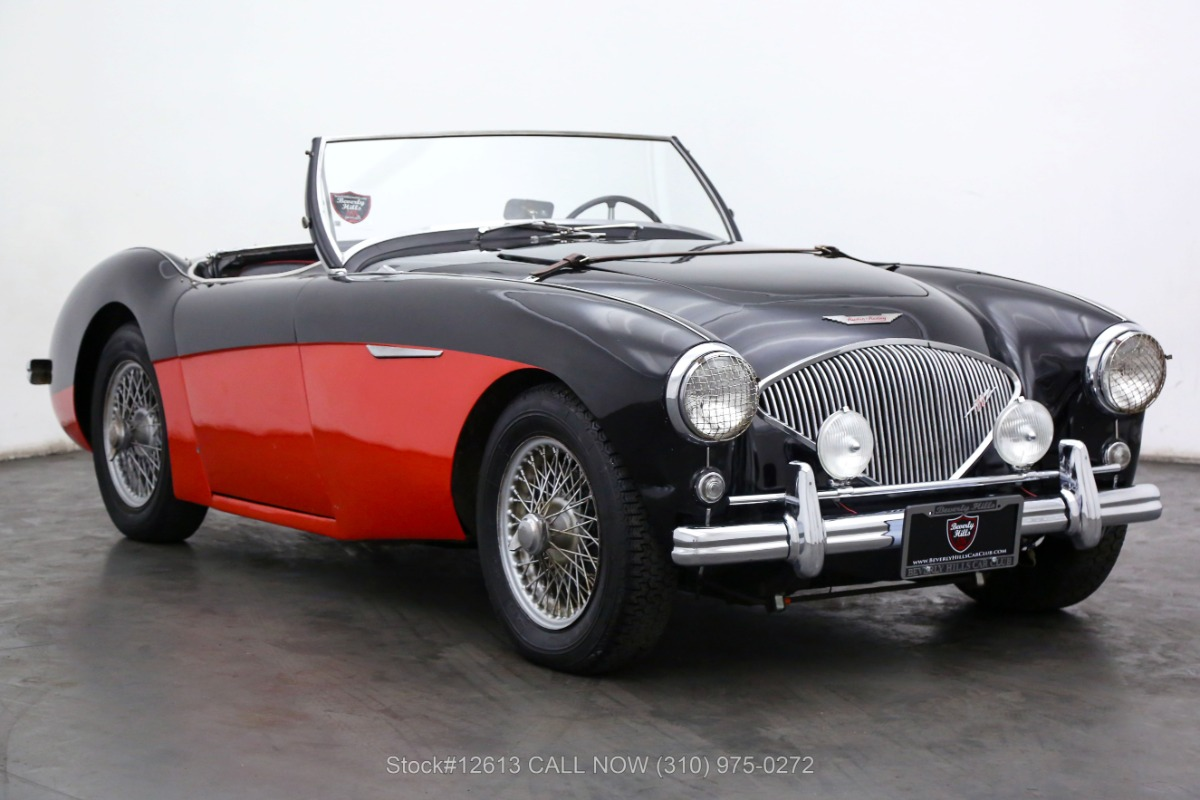 1955 Austin-Healey 100-4 Convertible Sports Car