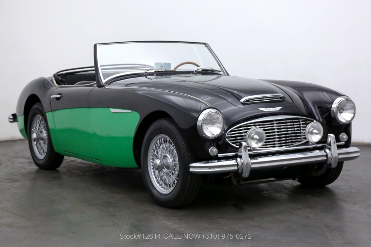 Used 1958 Austin-Healey 100-6 BN4 Convertible Sports Car | Los Angeles, CA