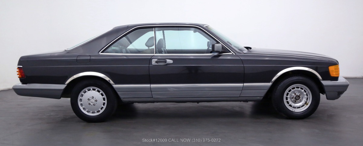 Used 1985 Mercedes-Benz 500SEC Coupe | Los Angeles, CA