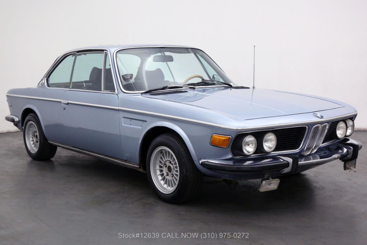 1976 BMW 3.0CSI Sunroof Coupe