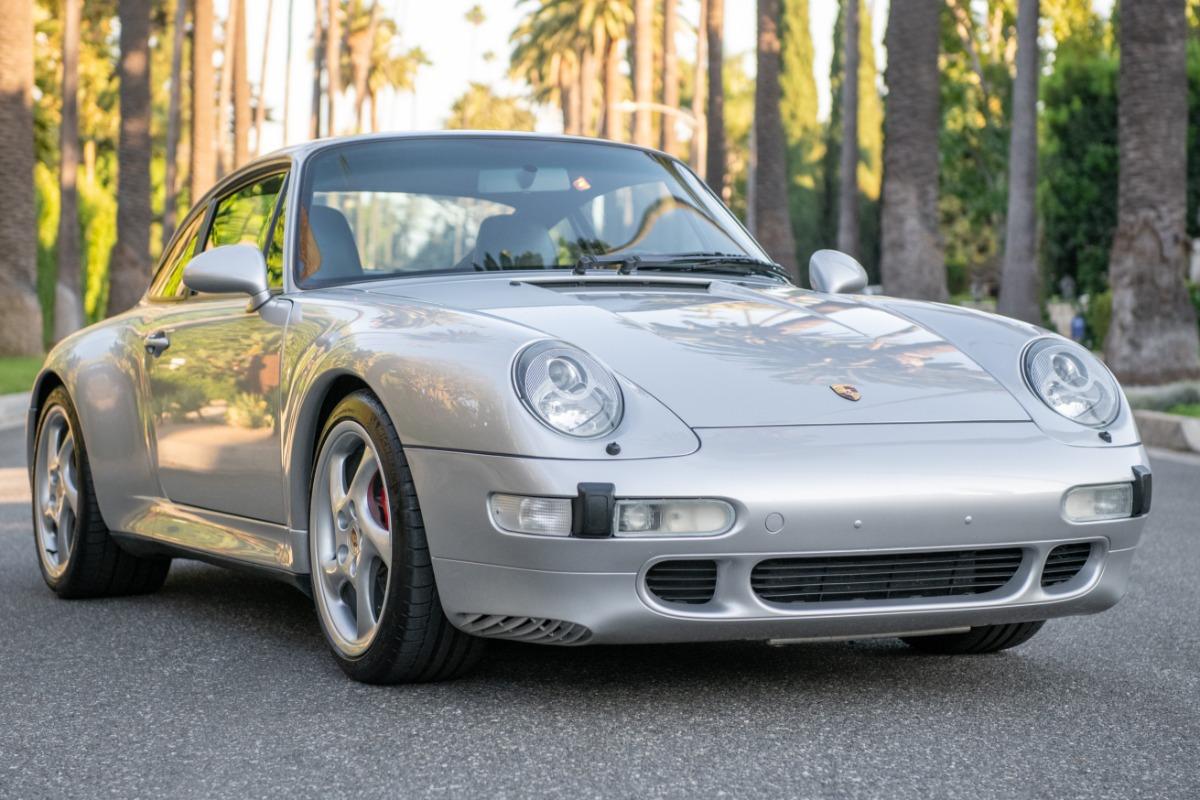 1998 Porsche 993 C2S