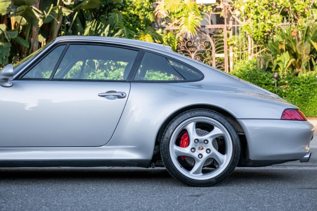 Used 1998 Porsche 993 C2S    Los Angeles, CA