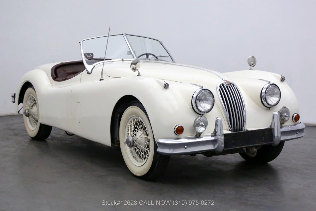 1957 Jaguar XK140MC