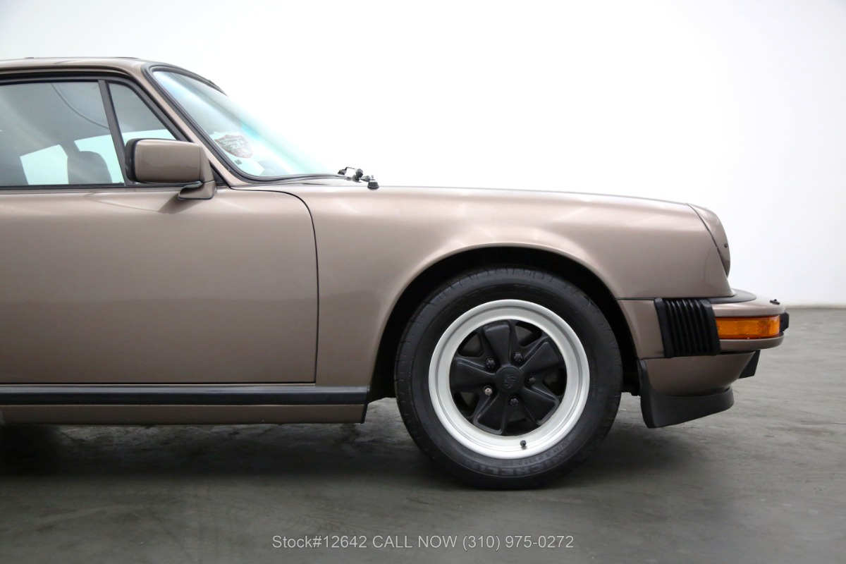 Used 1984 Porsche Carrera Coupe | Los Angeles, CA