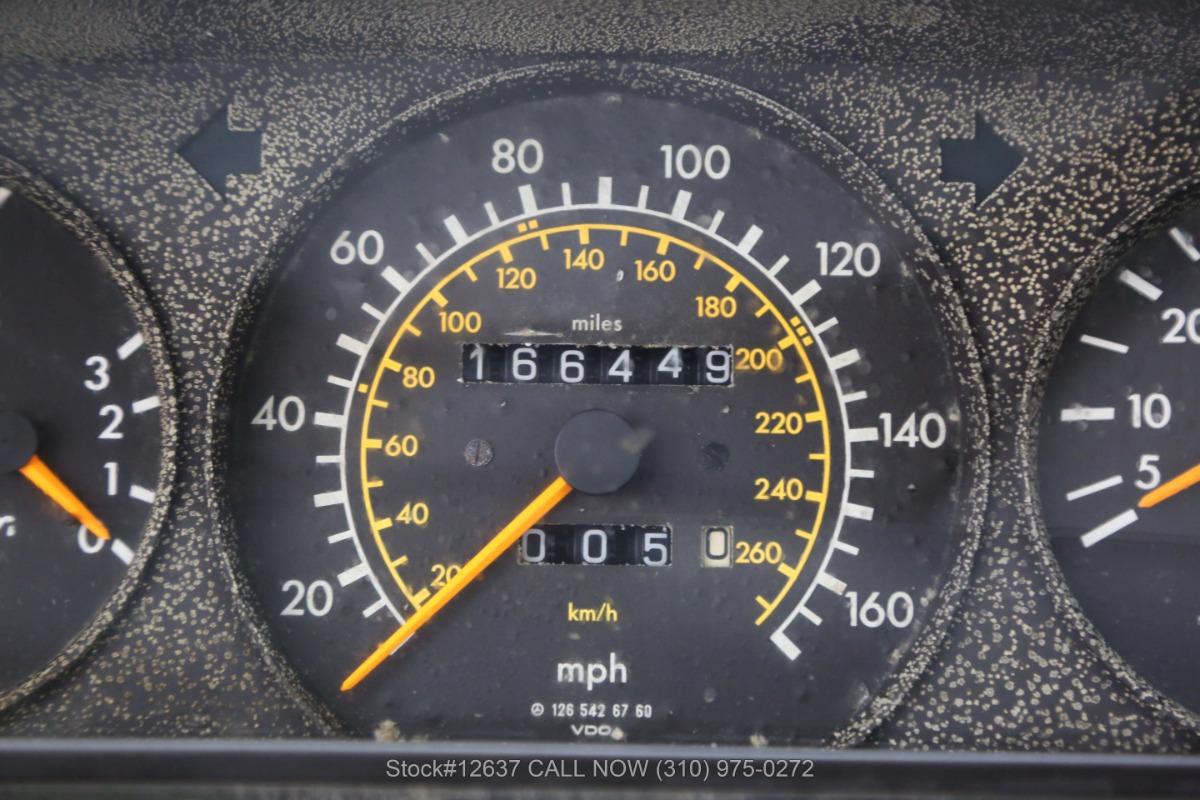 Used 1991 Mercedes-Benz 560SEC  | Los Angeles, CA