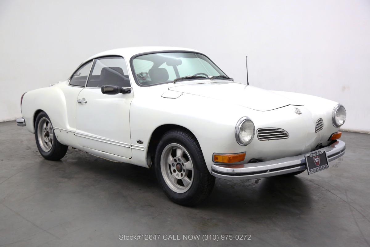 Used 1974 Volkswagen Karmann Ghia Coupe | Los Angeles, CA