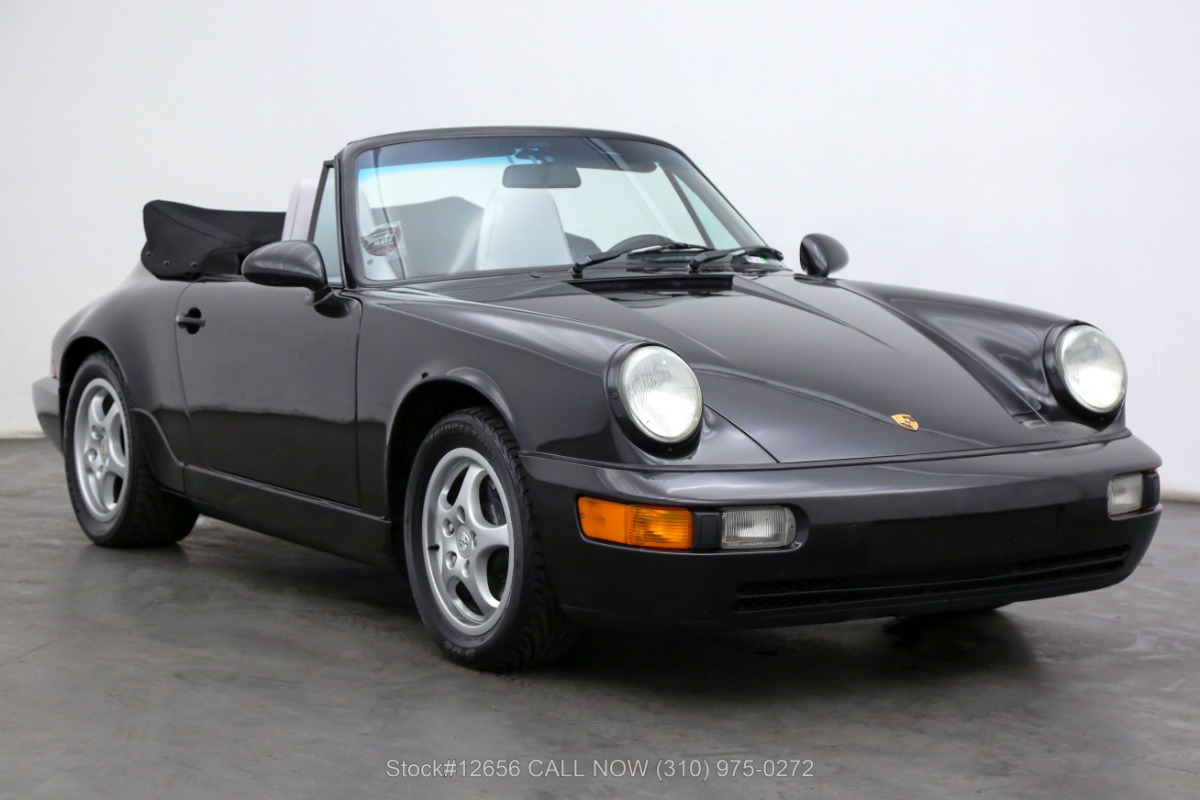 Used 1992 Porsche 964 Cabriolet | Los Angeles, CA