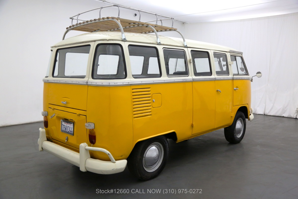 Used 1974 Volkswagen 15-Window Deluxe Microbus  | Los Angeles, CA