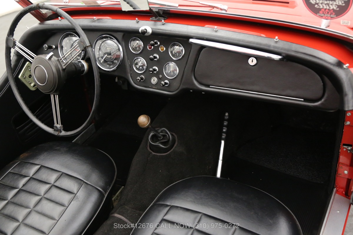 Used 1960 Triumph TR3 Small Mouth    Los Angeles, CA