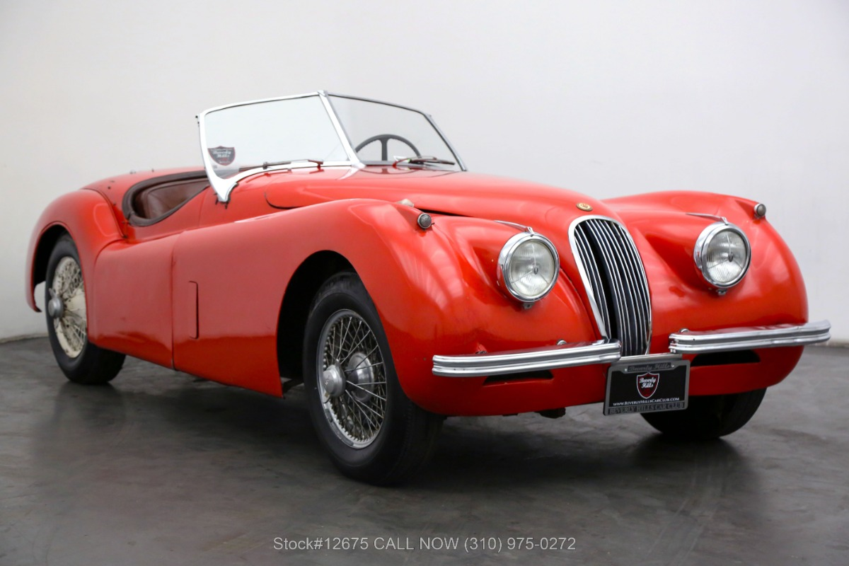 Used 1953 Jaguar XK120 Roadster | Los Angeles, CA