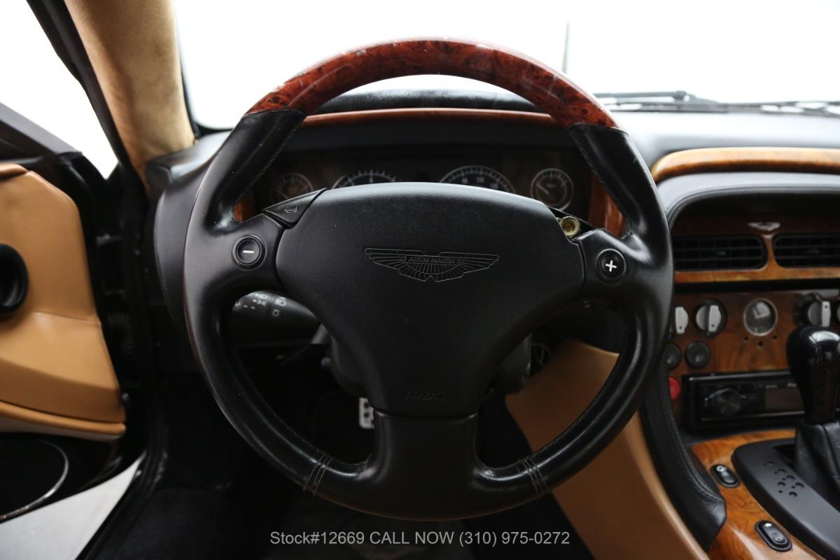 Used 2003 Aston Martin DB7  | Los Angeles, CA