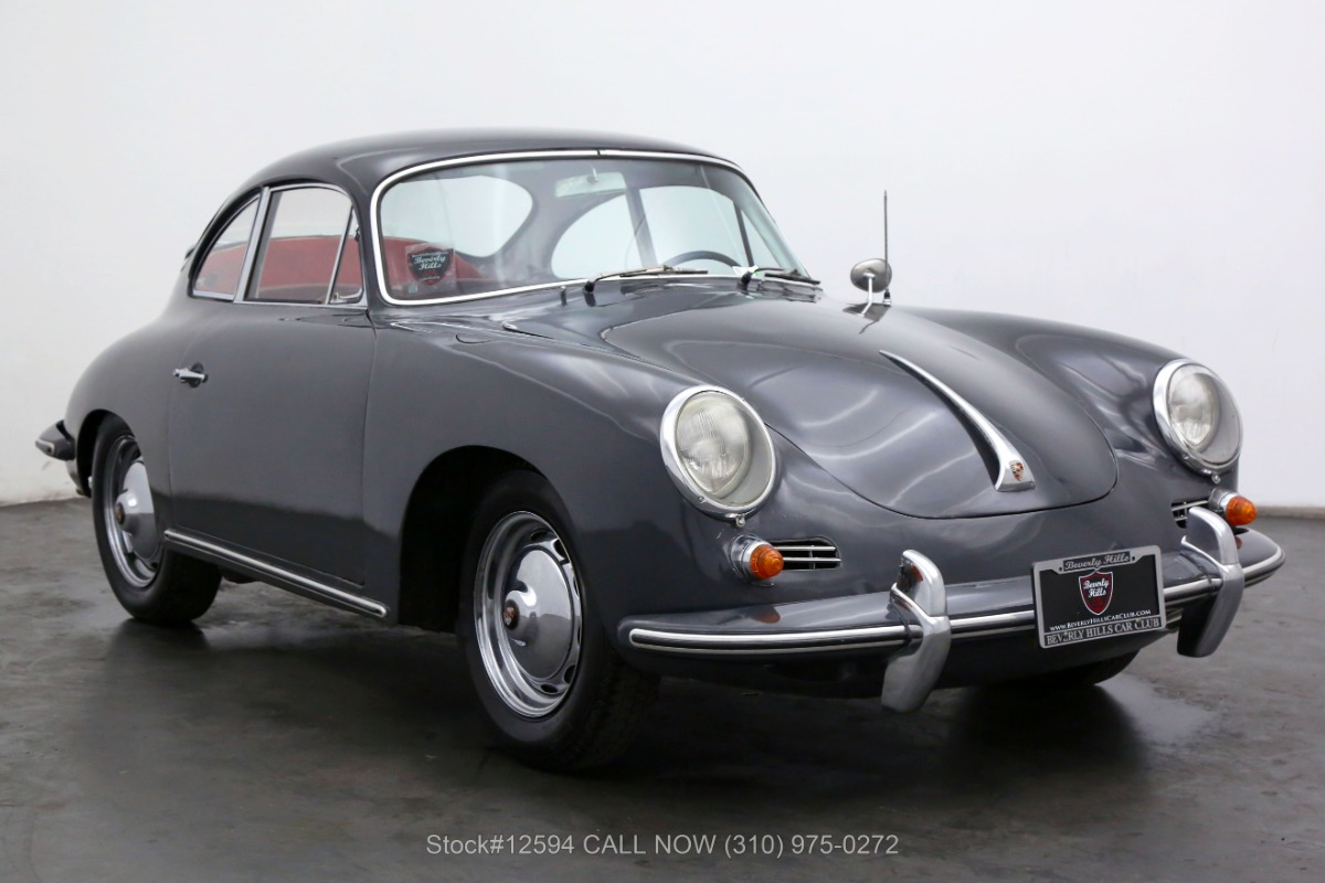 1962 Porsche Super 90 Coupe
