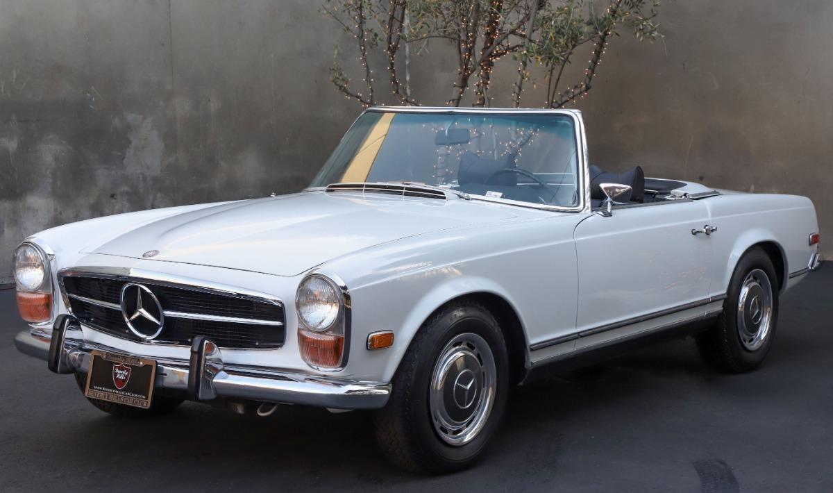 Used 1970 Mercedes-Benz 280SL    Los Angeles, CA