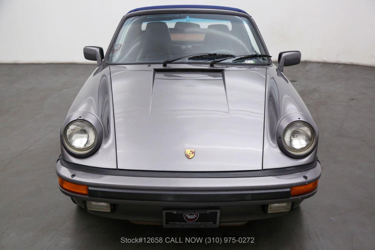 Used 1986 Porsche Carrera Cabriolet   Los Angeles, CA