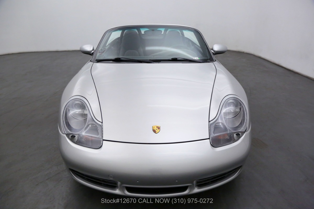 Used 2001 Porsche Boxster S  | Los Angeles, CA