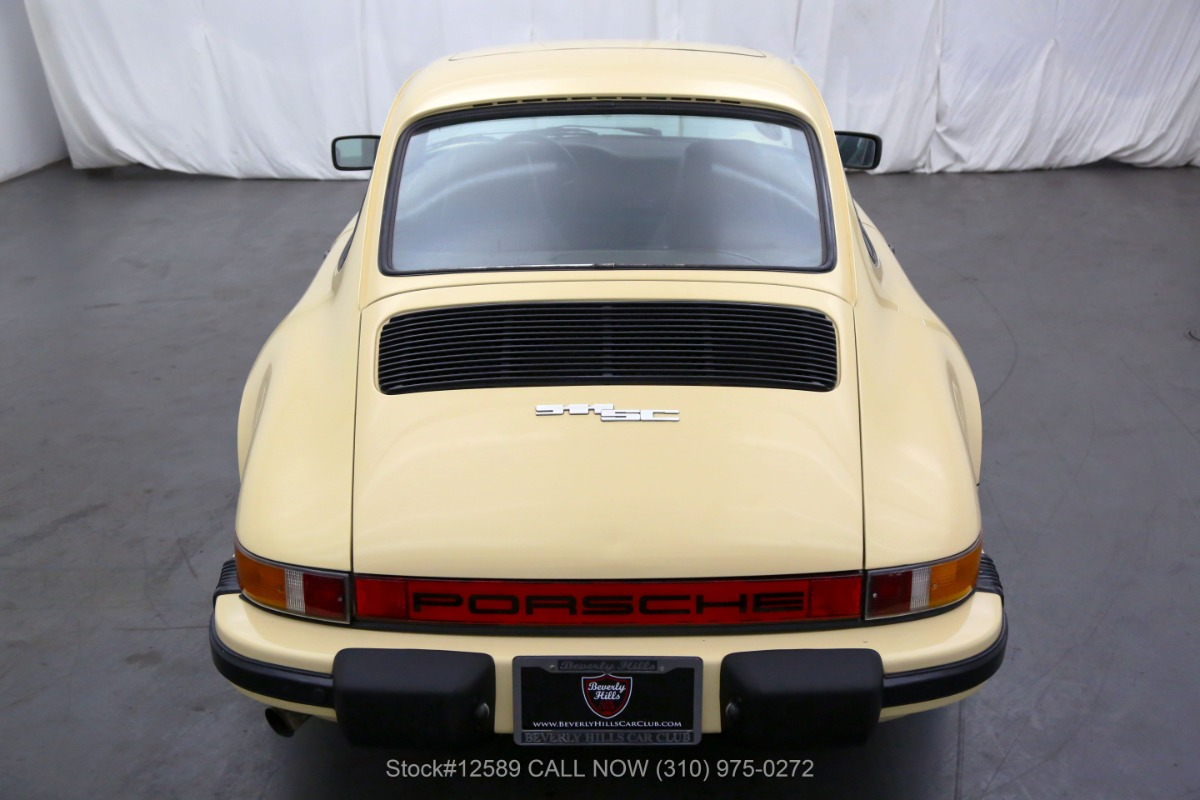Used 1981 Porsche 911SC Coupe | Los Angeles, CA