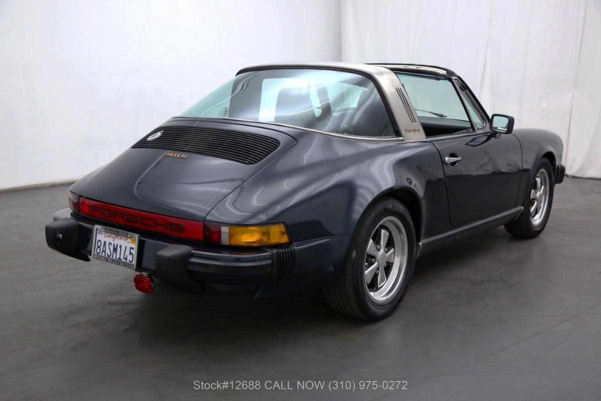 Used 1974 Porsche 911 Targa | Los Angeles, CA