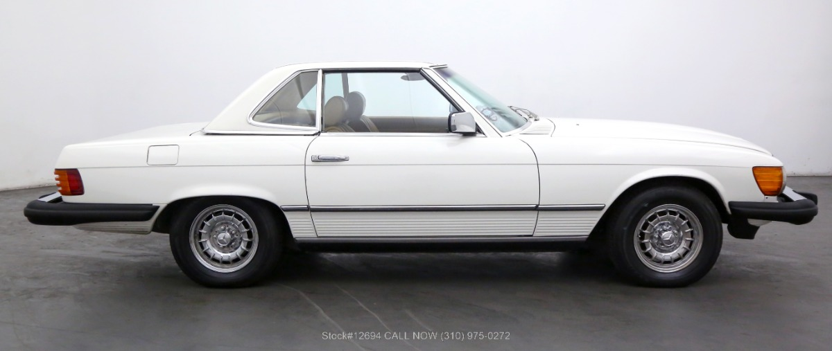 Used 1983 Mercedes-Benz 380SL  | Los Angeles, CA