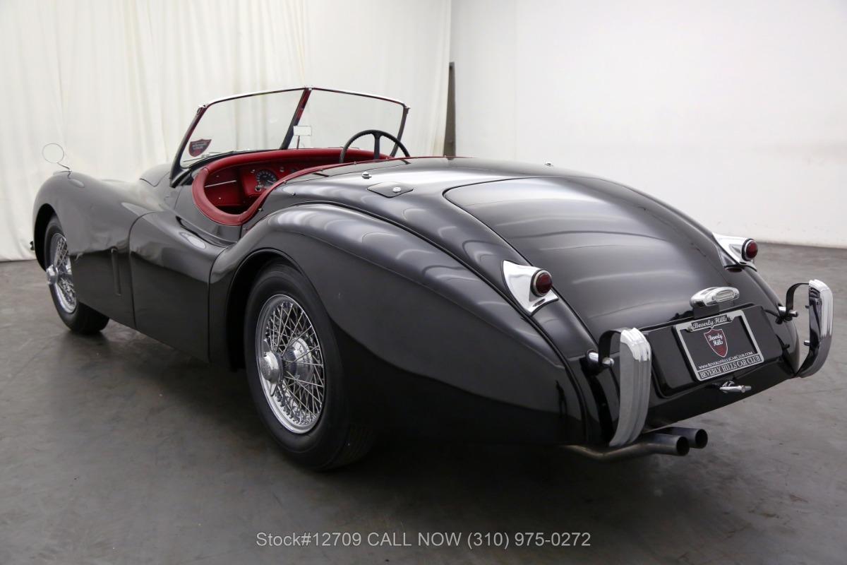 Used 1951 Jaguar XK120 Roadster Right-Hand Drive | Los Angeles, CA