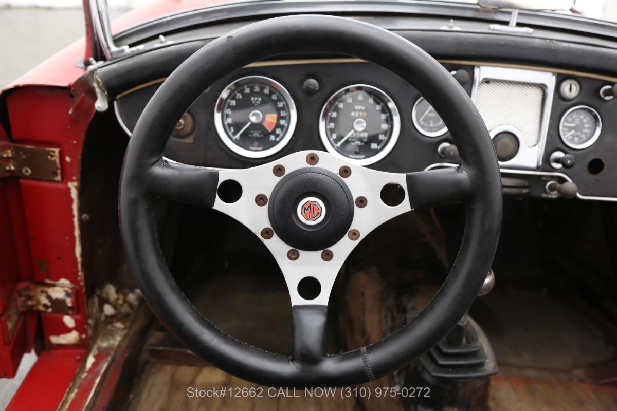 Used 1962 MG A MK II Roadster   Los Angeles, CA