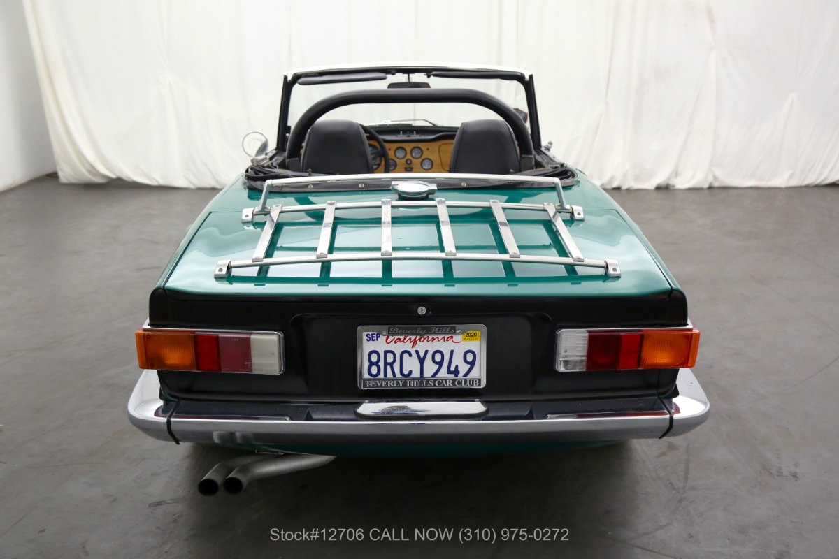 Used 1972 Triumph TR6  | Los Angeles, CA