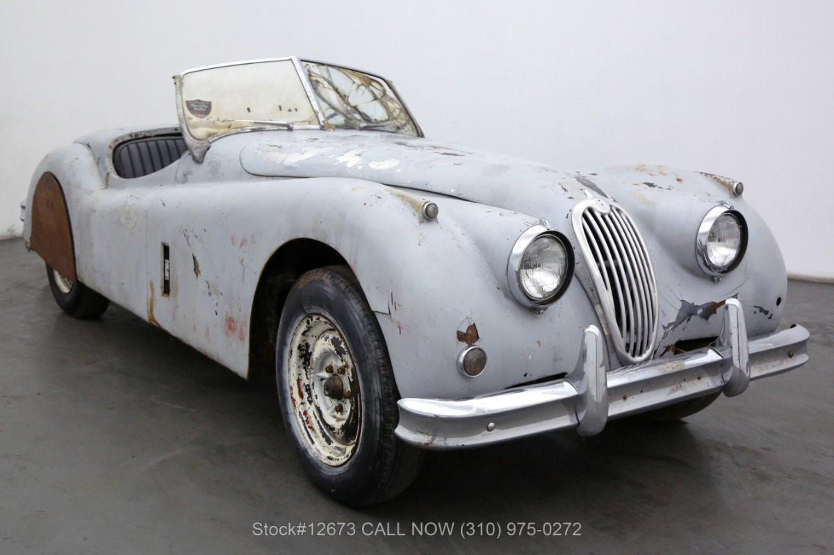 Used 1956 Jaguar XK140 Roadster | Los Angeles, CA