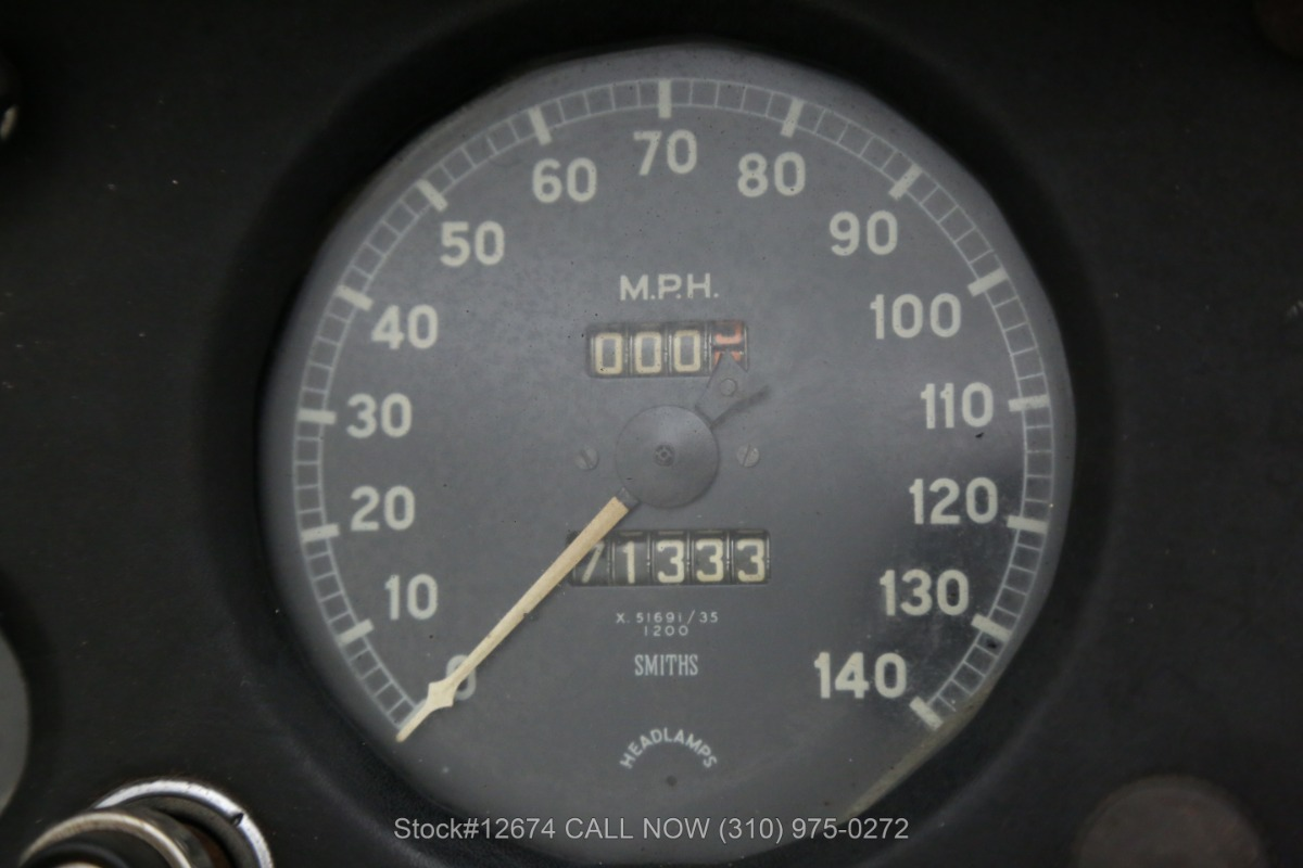 Used 1956 Jaguar XK140 Roadster | Los Angeles, CA