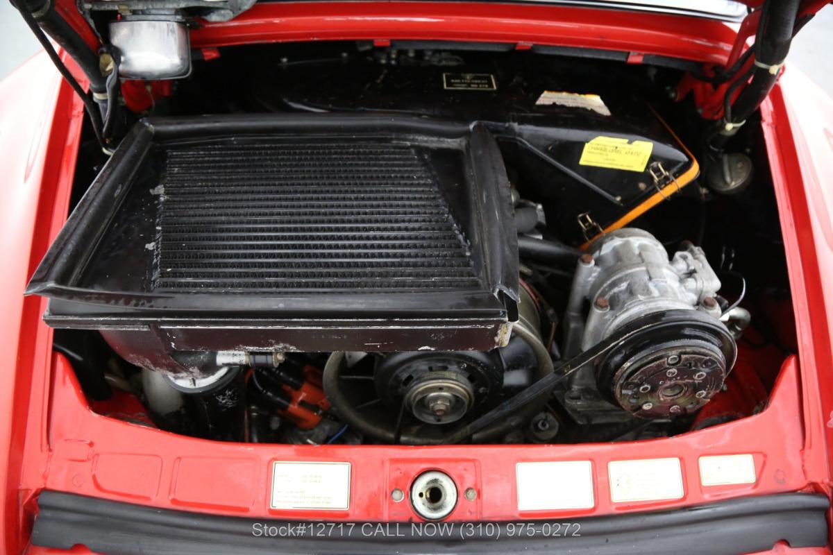 Used 1986 Porsche 930 Turbo Coupe | Los Angeles, CA