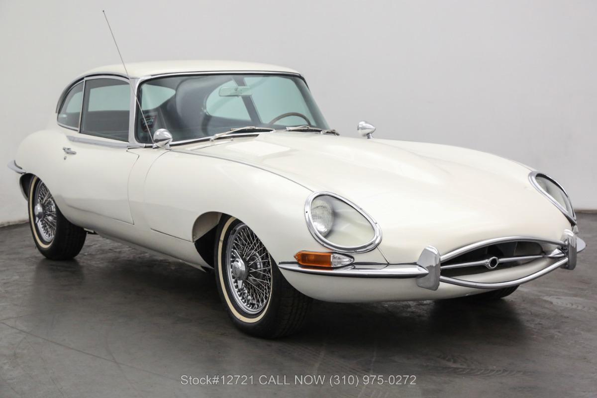 1966 Jaguar XKE 2+2