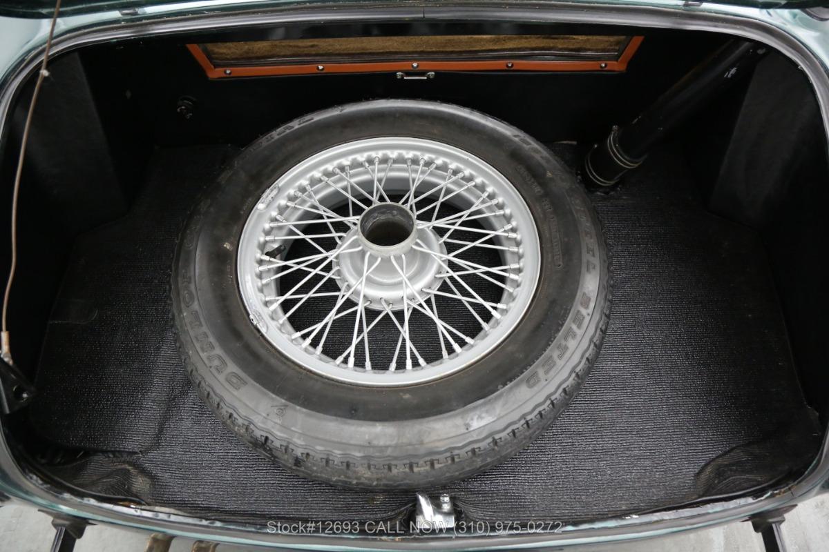 Used 1958 Austin-Healey 100-6 BN6 Convertible Sports Car | Los Angeles, CA