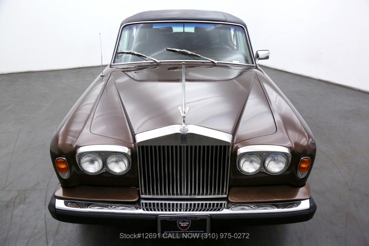 Used 1980 Rolls Royce Silver Wraith II  | Los Angeles, CA