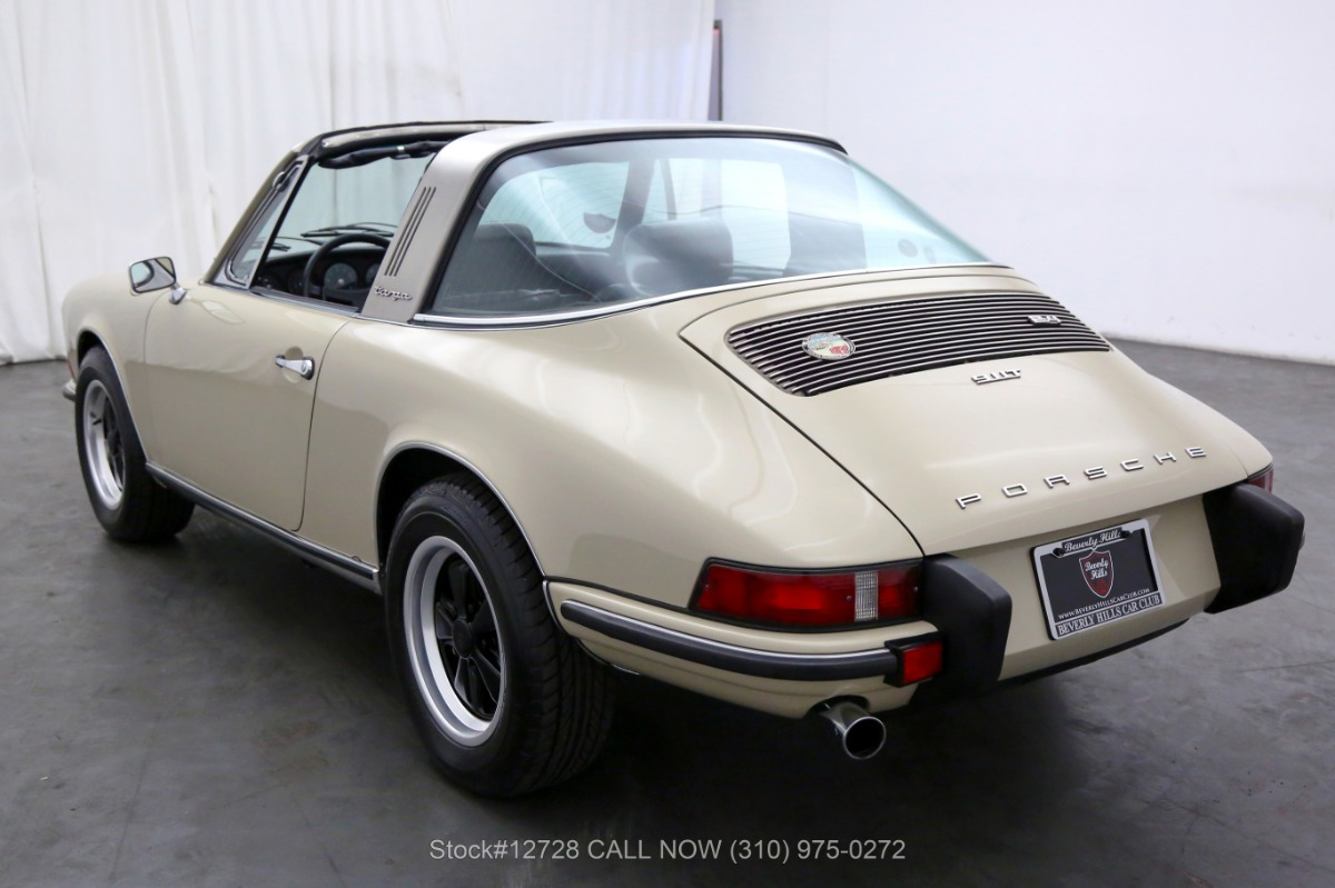Used 1973.5 Porsche 911T CIS Targa | Los Angeles, CA
