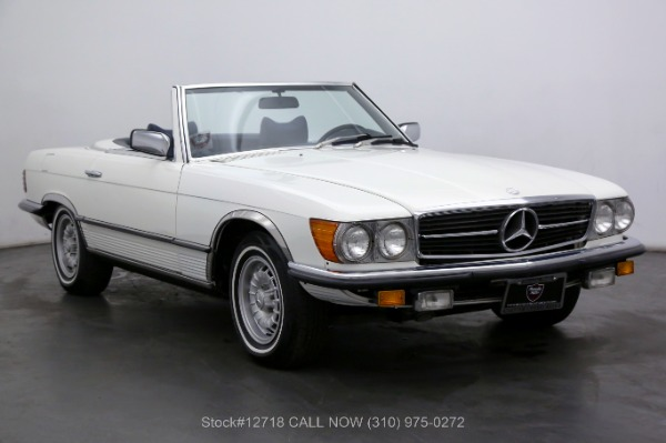 1979 Mercedes-Benz 280SL 4-Speed