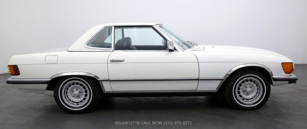 Used 1979 Mercedes-Benz 280SL 4-Speed  | Los Angeles, CA