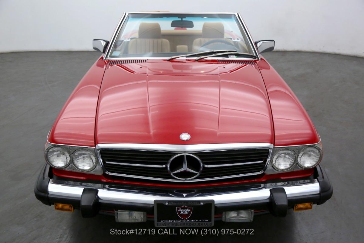 Used 1988 Mercedes-Benz 560SL    Los Angeles, CA