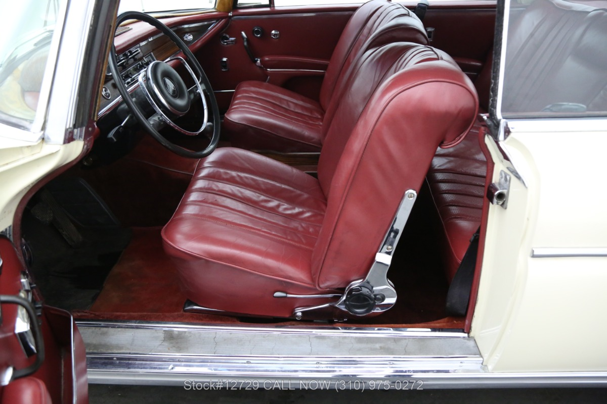 Used 1967 Mercedes-Benz 300SE Coupe   Los Angeles, CA