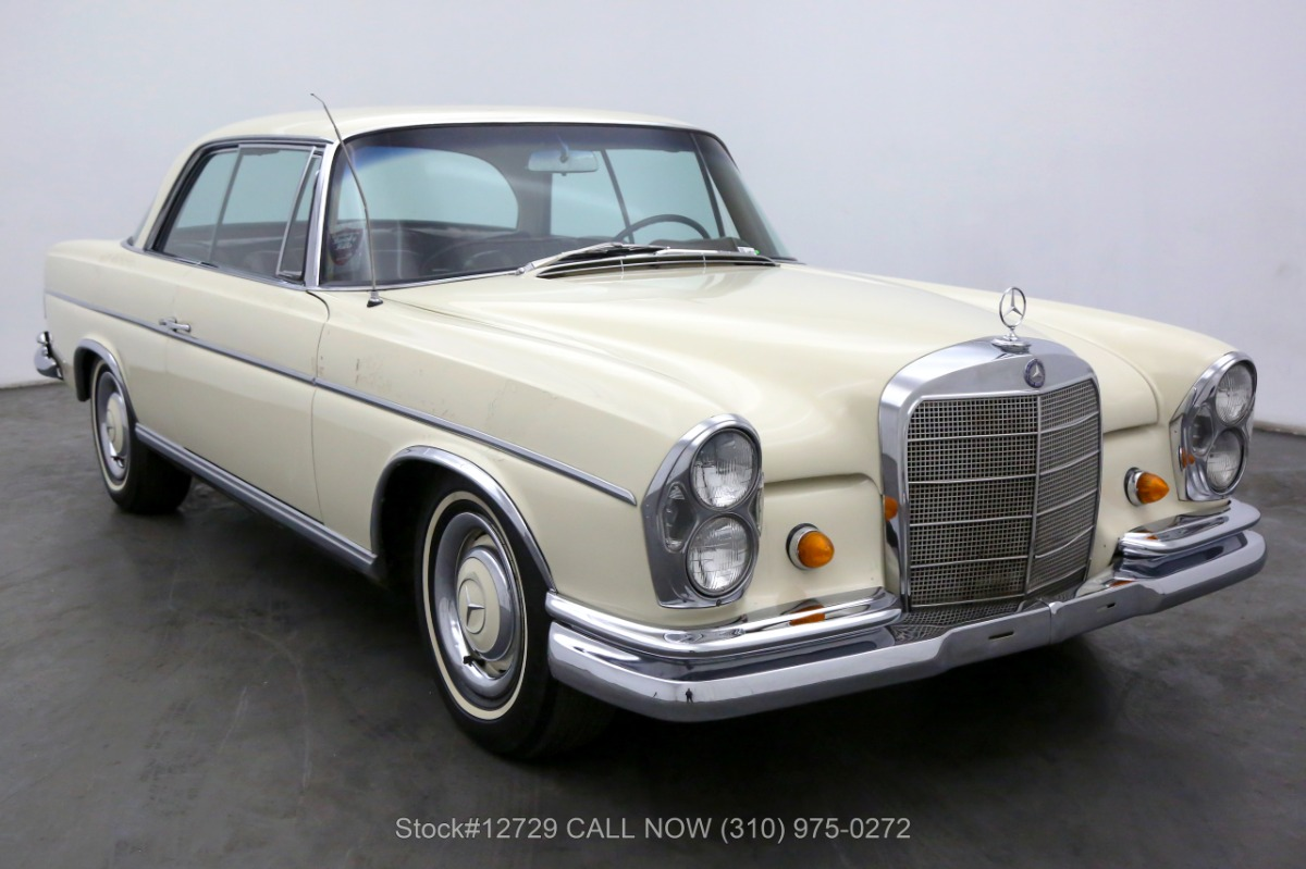 Used 1967 Mercedes-Benz 300SE Coupe | Los Angeles, CA