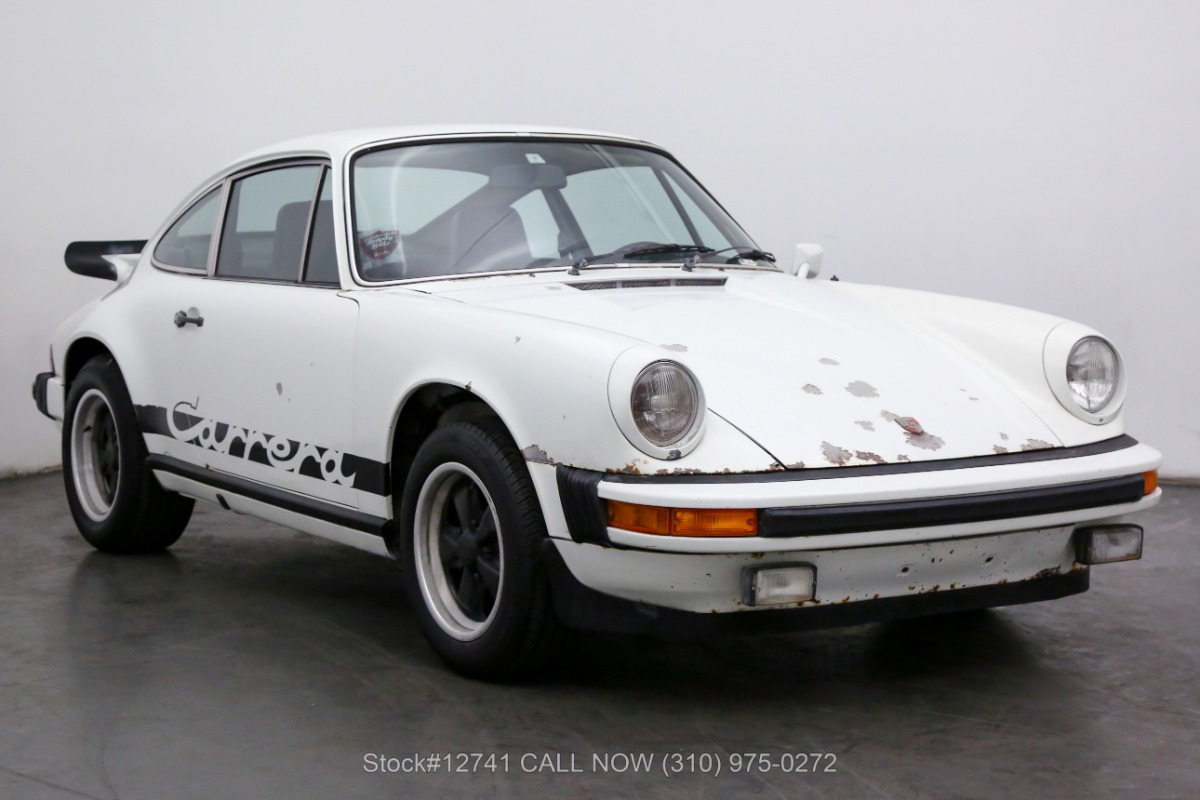 1975 Porsche Carrera Coupe