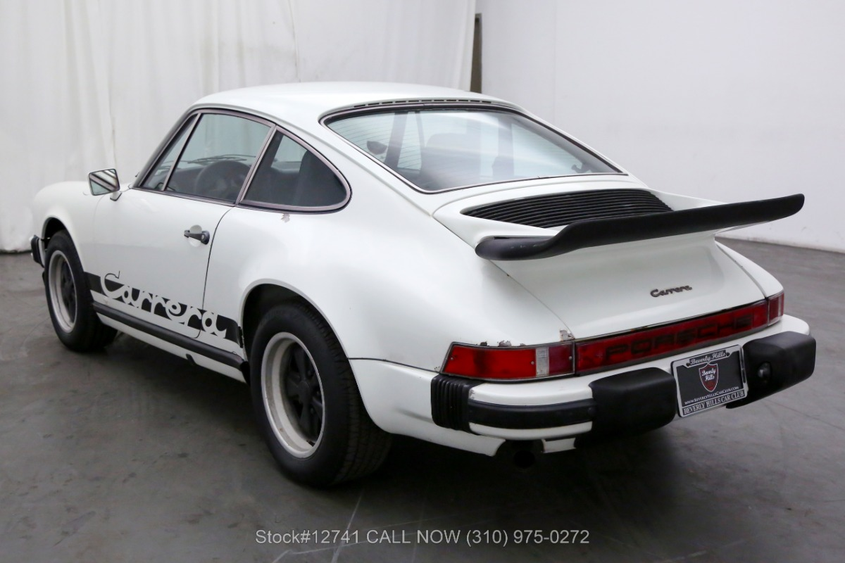 Used 1975 Porsche Carrera Coupe | Los Angeles, CA