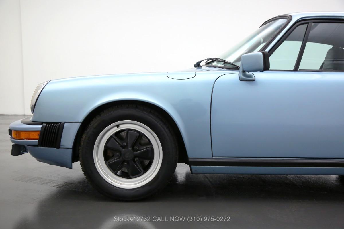 Used 1980 Porsche 911SC Coupe | Los Angeles, CA