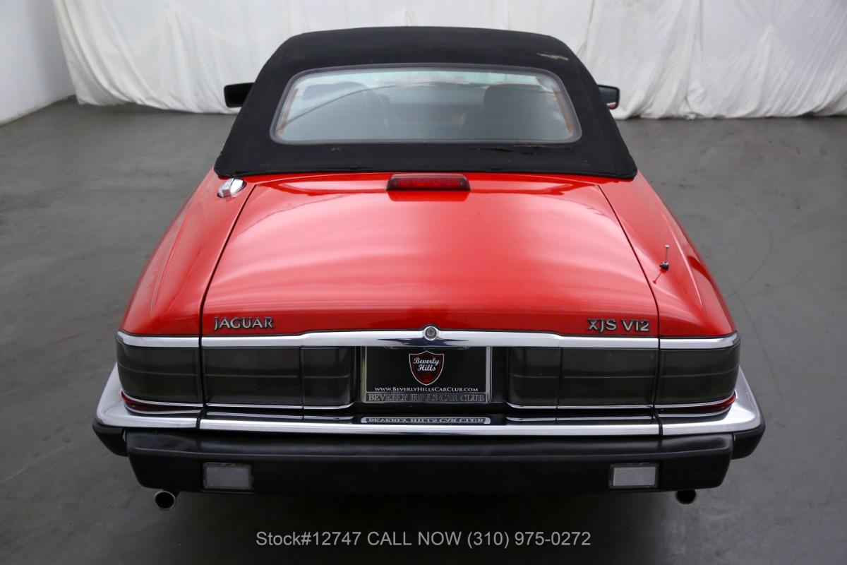 Used 1992 Jaguar XJS Convertible | Los Angeles, CA
