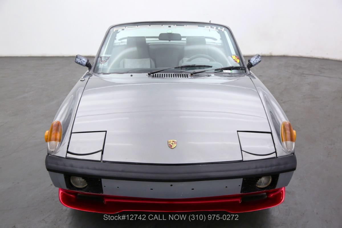 Used 1973 Porsche 914    Los Angeles, CA