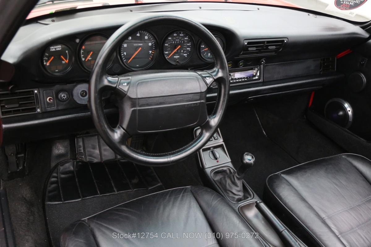 Used 1991 Porsche 964 Targa | Los Angeles, CA