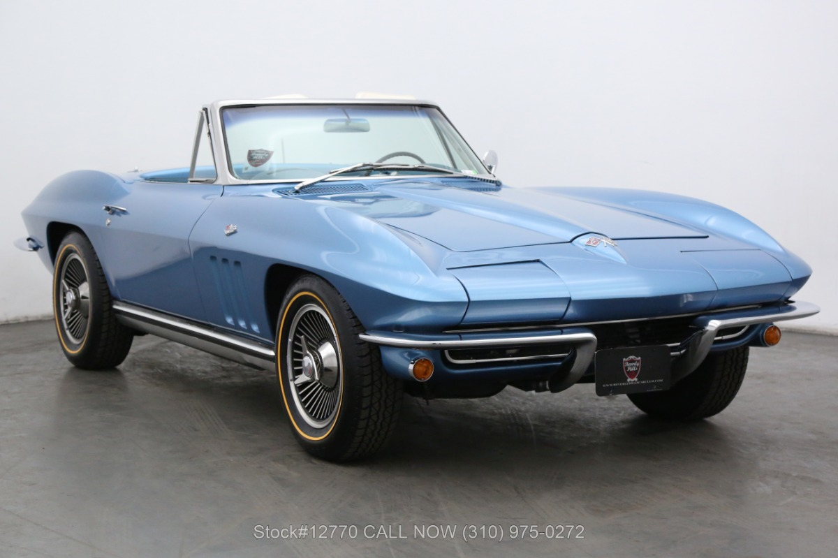 1965 Chevrolet Corvette Convertible