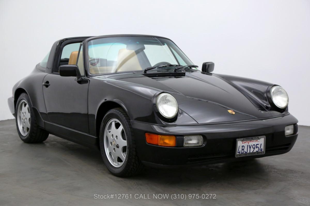 Used 1991 Porsche 964 Carrera Targa | Los Angeles, CA