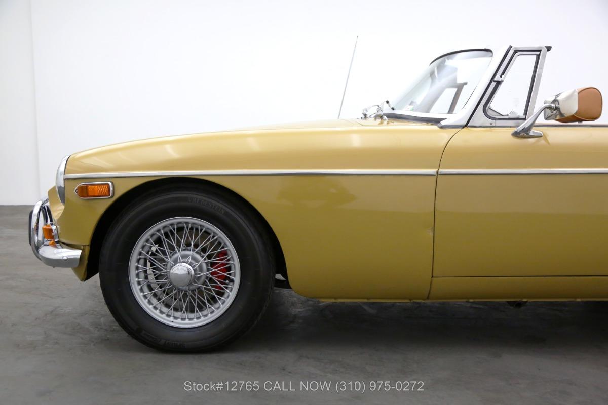 Used 1972 MG B Roadster | Los Angeles, CA