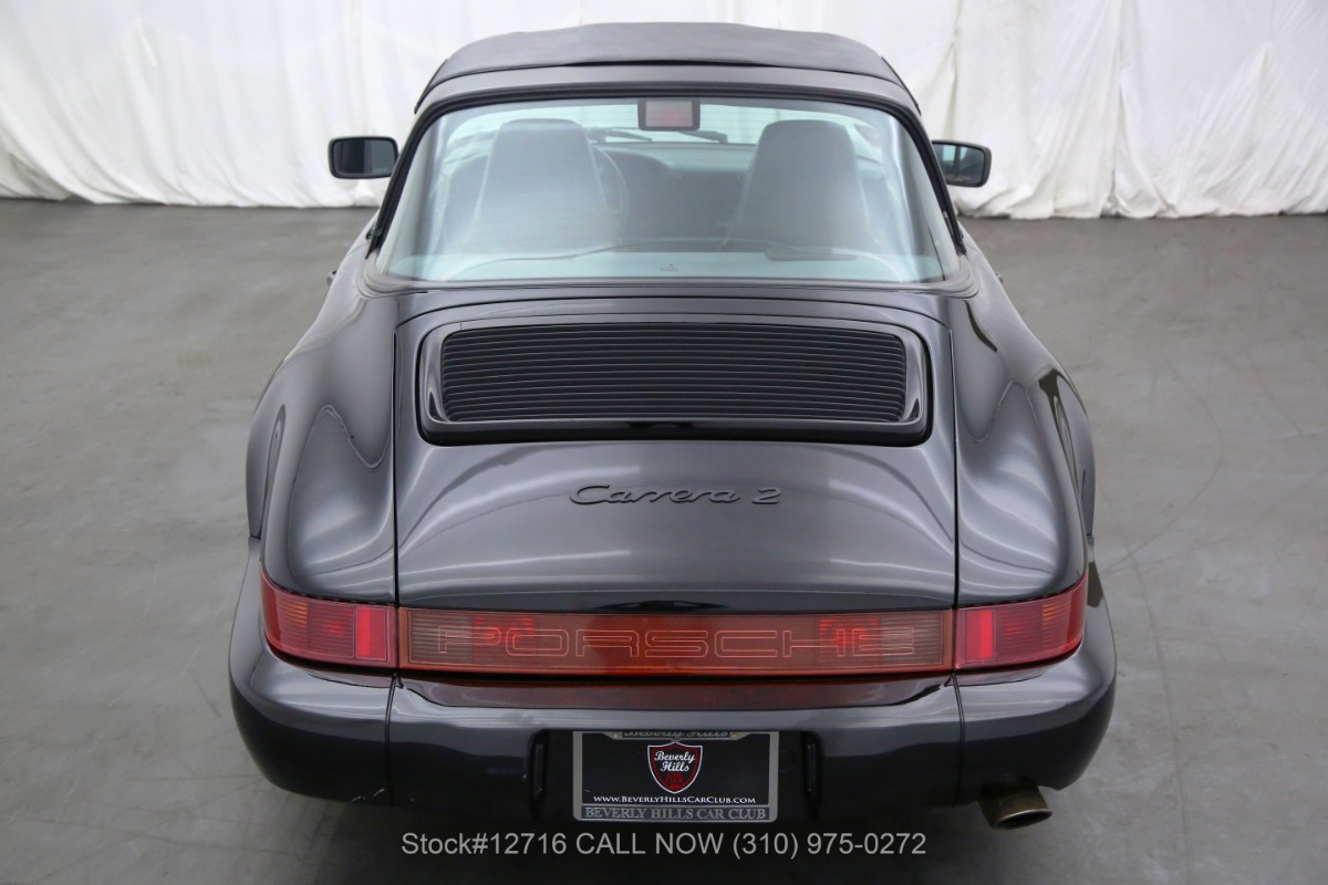 Used 1991 Porsche 964 Carrera 2 Targa   Los Angeles, CA