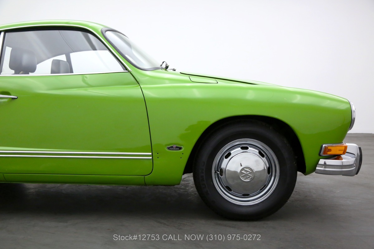 Used 1972 Volkswagen Karmann Ghia Coupe | Los Angeles, CA