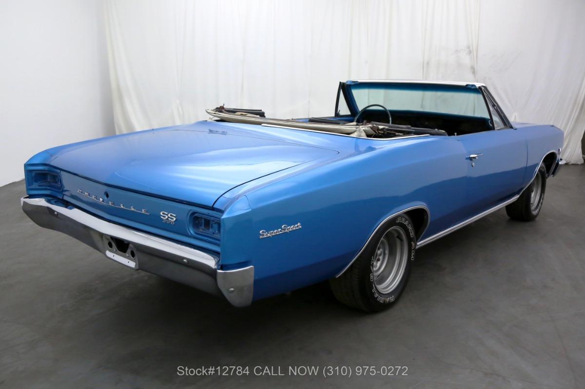 Used 1966 Chevrolet Malibu Convertible | Los Angeles, CA
